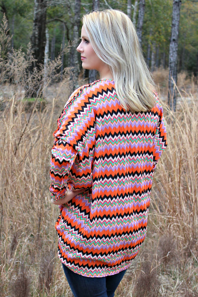 Ivy Jane: Sally Missoni Sweater, Multi
