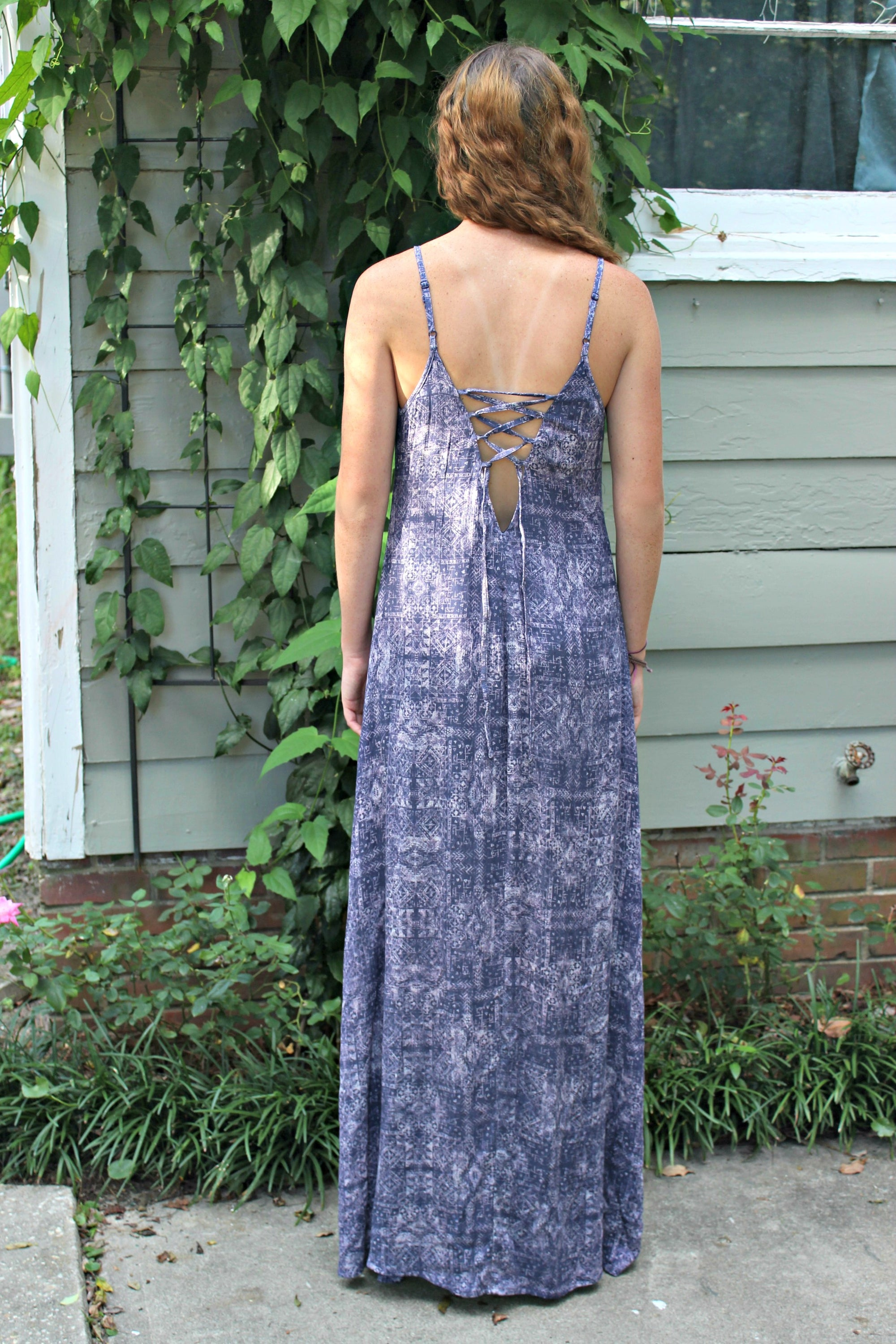 Quinn Maxi Dress, Purple