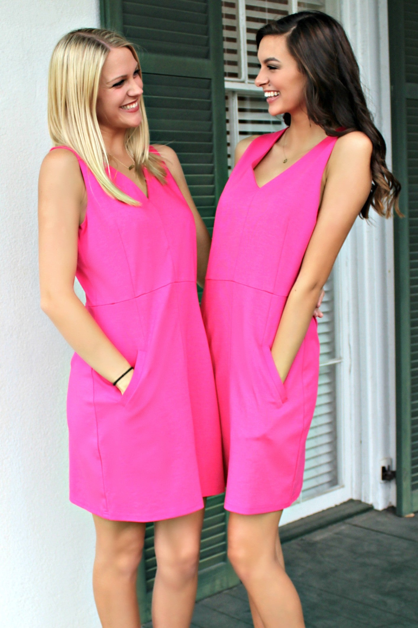 Jade: Julie Dress, Pink