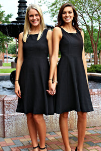 Kaitlyn Dress, Black
