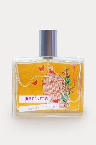 Love and Toast: Perfume, Madarin Tea