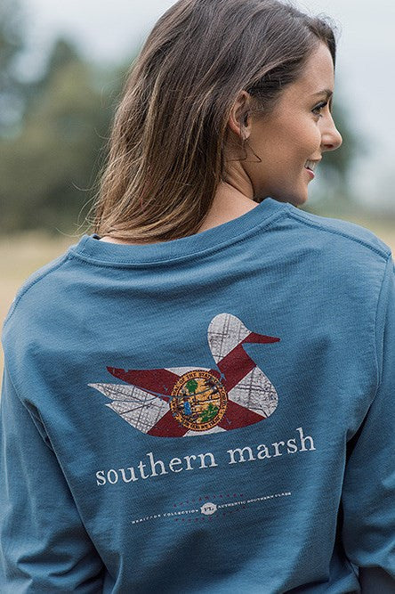 Southern Marsh: Authentic Heritage Collection Florida, Slate
