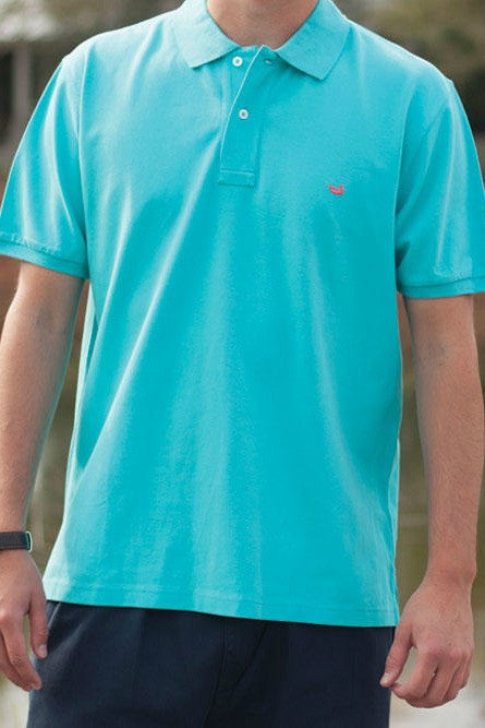 Southern Marsh: Stonewall Polo, Antigua Blue