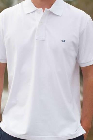 Southern Marsh: Stonewall Polo, White