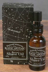 Royal Apothic: Shave Oil
