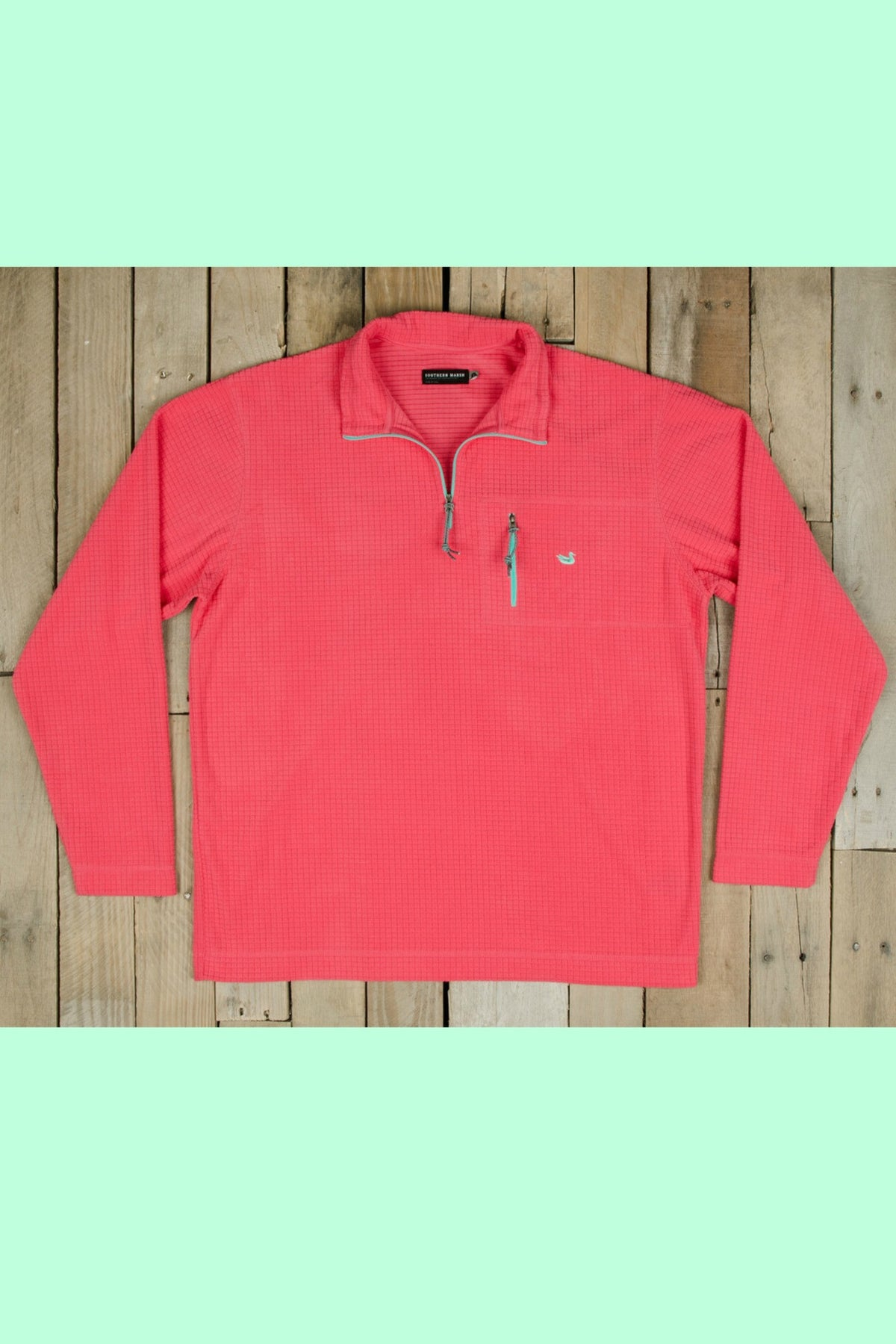 Southern Marsh: FieldTec Dune Pullover, Strawberry Fizz