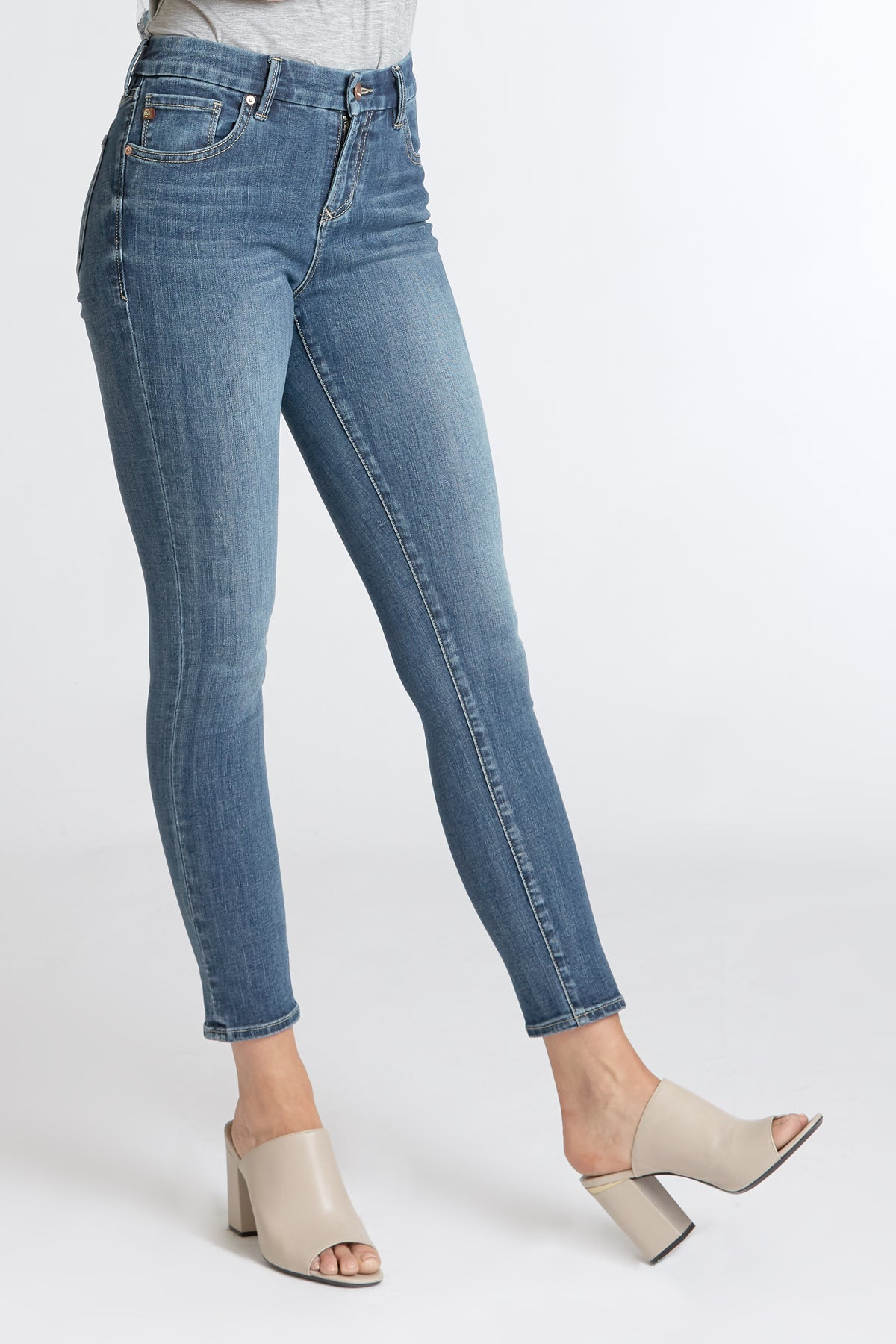 Dear John Denim: Gisele Skinny Jeans, Brooklyn
