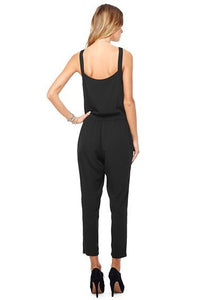 Jack by BB Dakota: Brady Jumpsuit, Black