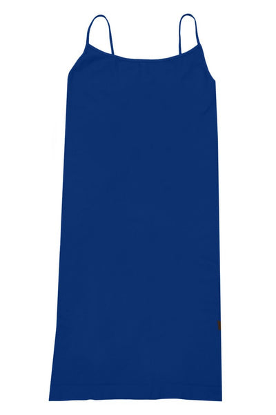 Tees by Tina: Cami Tunic Slip Dress, Cobalt