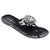 Lindsay Phillips: Mandy Flip Flop, Black