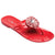 Lindsay Phillips: Mandy Flip Flop, Red