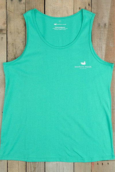 Southern Marsh: Southern Class Tank, Jockey Green