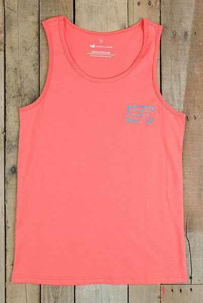 Southern Marsh: Authentic Tank, Coral