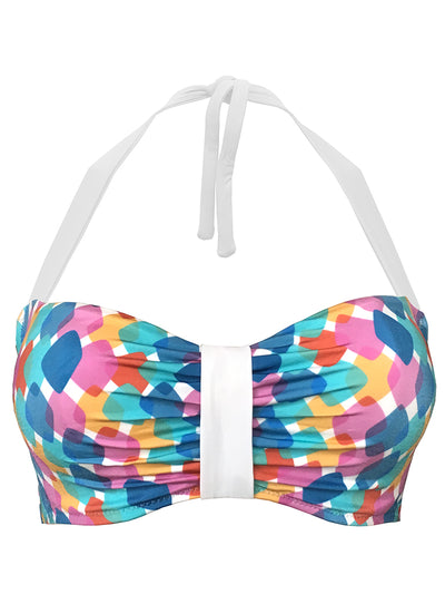 Candy Heart Bandeau Halter