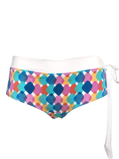 Candy Heart Brief Waist Tie