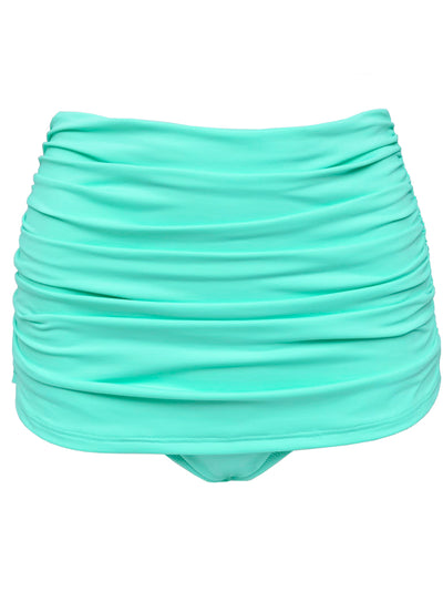 Jade Mint Fifties Ruched Pant