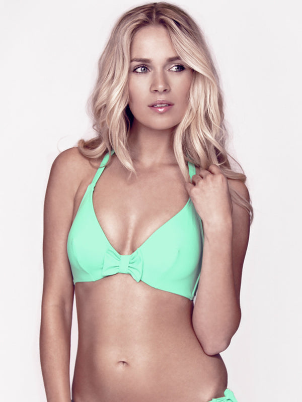 Jade Mint Honey Halter