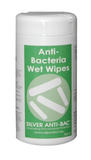 Anti-Bacteria Wet Wipes (100 wipes)