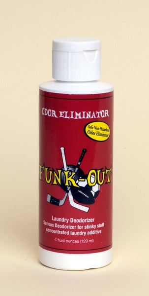 Funk Out Laundry Odor Eliminatorr  4oz