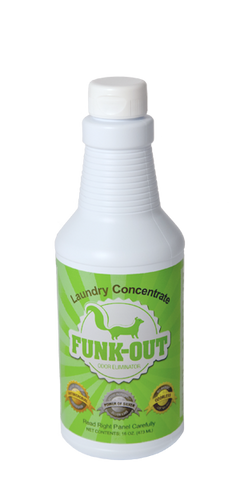 Funk-Out Odor Eliminator Laundry Concentrate