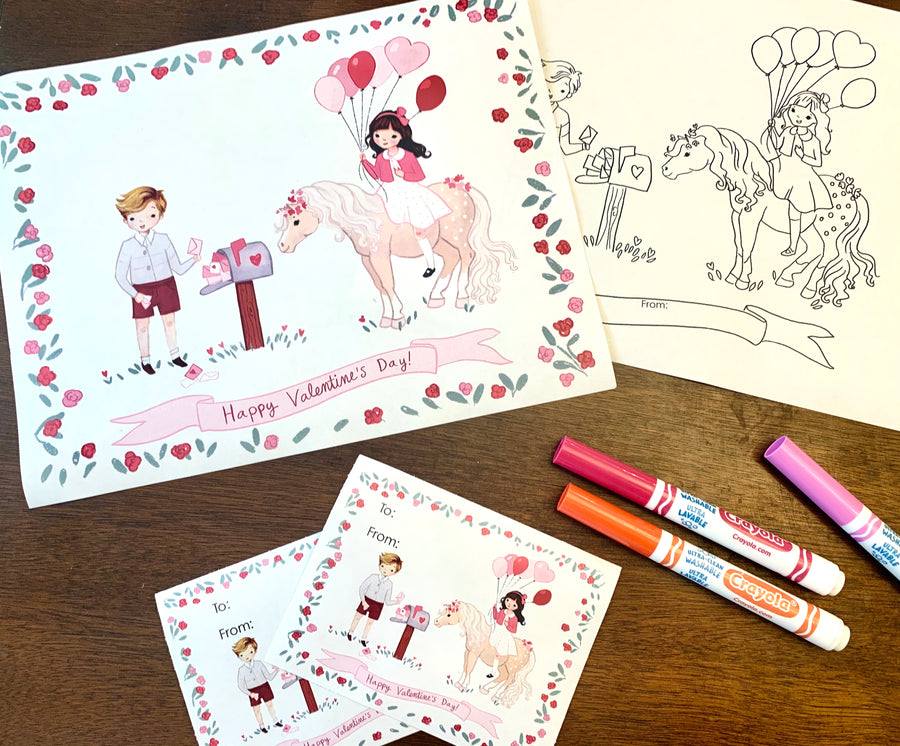 Valentine's Printable Pack