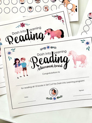 Reading Achievement Pack