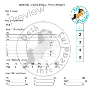 SET 1 First Phonics Books -- 10 books!