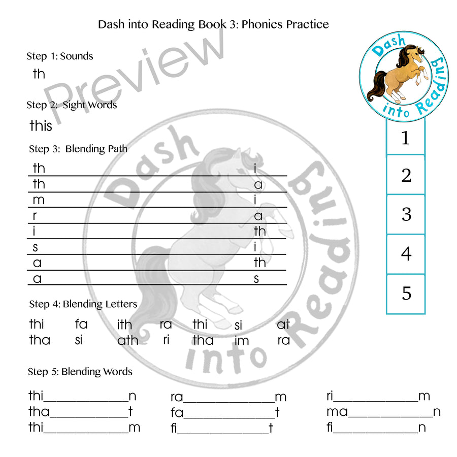 Set 1-- 10 First Phonics Books