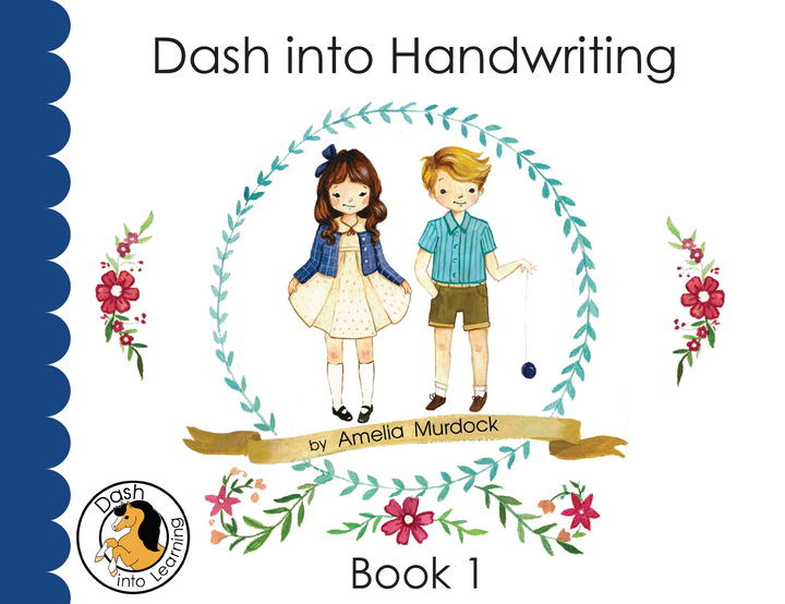 Dash into Handwriting — PDF Printable version
