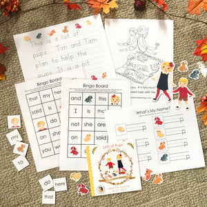 ACTIVITY PACKS BUNDLE-- SET 2