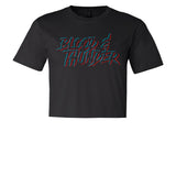 Blood & Thunder 3D Logo T-Shirt