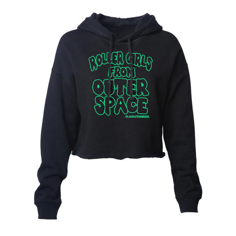 PRE-ORDER B-Movie Cropped Pullover Hoodie