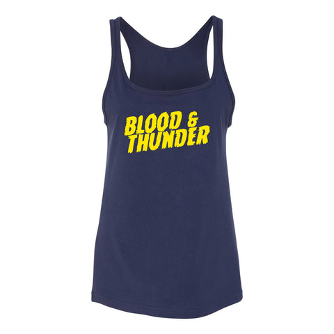 Blood & Thunder Mondo Tank Top
