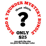 Three Shirt Mystery Bundle