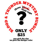 Three Tank Top Mystery Bundle
