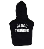Blood & Thunder Signature Women's Sleeveless Hoodie