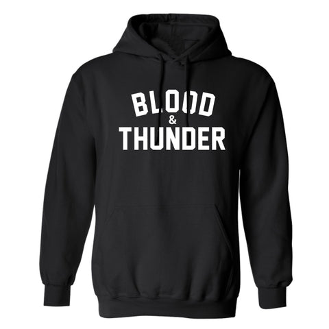Blood & Thunder Signature Pullover Hoodie