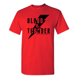 Blood & Thunder Bolt T-Shirt