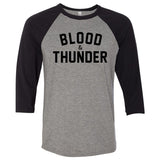Blood & Thunder Signature Baseball Shirt