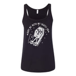 Bury Me With My Skates On Tank Top
