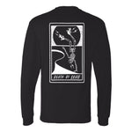 CIB Crew Dying Breed Black Unisex Long Sleeve Shirt