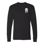CIB Crew Dying Breed Black Unisex Long Sleeve Shirt (Wholesale)