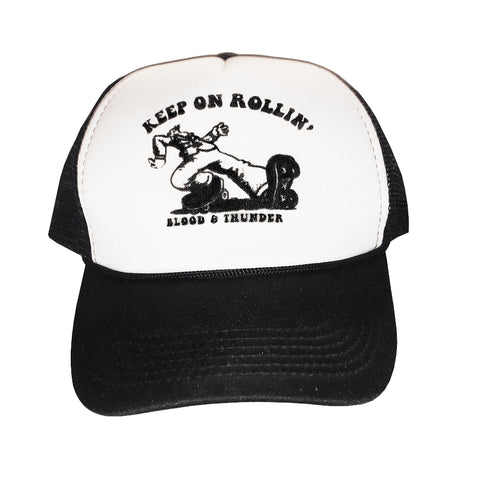Keep on Rollin' Trucker Hat (Wholesale)