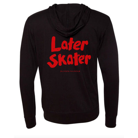Later Skater Cult Lightweight Gym Hoodie