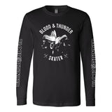 Blood & Thunder AF Long Sleeve Shirt