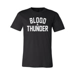 Blood & Thunder Signature Black T-Shirt (Wholesale)