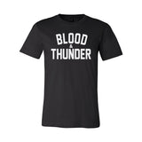 Blood & Thunder Signature Black T-Shirt or Crop Top (Wholesale)