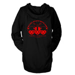 Come Skate With Us Lightweight Gym Hoodie