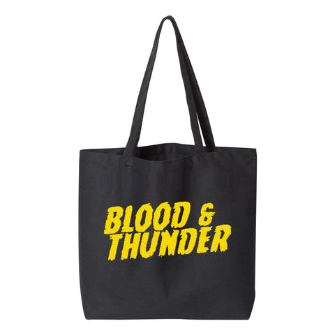 Blood & Thunder Mondo Jumbo Tote Bag