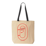 If Found Return Here Tote Bag